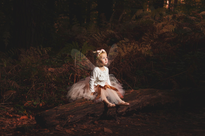 Fairy child photography